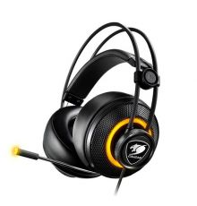 HeadSet Cougar Immersa Pro Black|armenius.com.cy