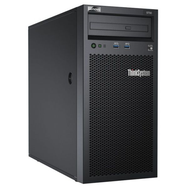 Lenovo Thinksystem ST50 Tower, intel Xeon E-2124G |