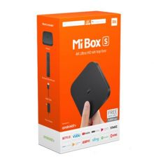 TV Box & Wi-Fi Receiver Xiaomi Mi Box S 4K|armenius.com.cy
