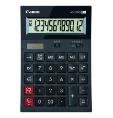 Calculators Canon AS1200/ 12 Digits| armenius.com.cy