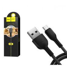USB Cable & Adapter Hoco X20 / MicroUSB to USB  armenius.com.cy