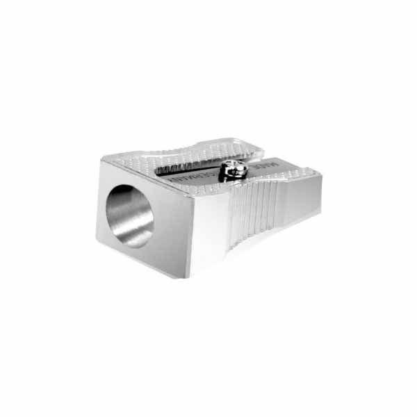 Metallic single hole sharpeners|armenius.com.cy