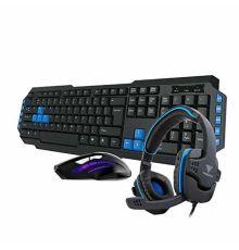 Keyboards GAMDIAS Poseidon M1 Gaming Combo armenius.com.cy