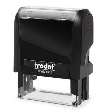 Stamping Trodat Professional text stamp 4913|armenius.com.cy