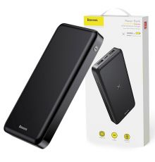 Baseus M36 Wireless Power Bank 10000 mAh Black