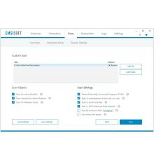 Безопасность Emsisoft Anti-Malware Home / 3 PC / 1