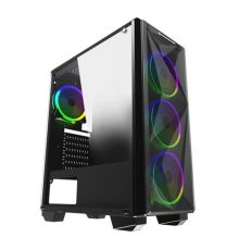 Xigmatek Beast / RGB / Midi Tower PC Case|armenius.com.cy