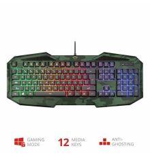 Keyboards Trust GXT830-RW Avonn Camo Gaming|armenius.com.cy