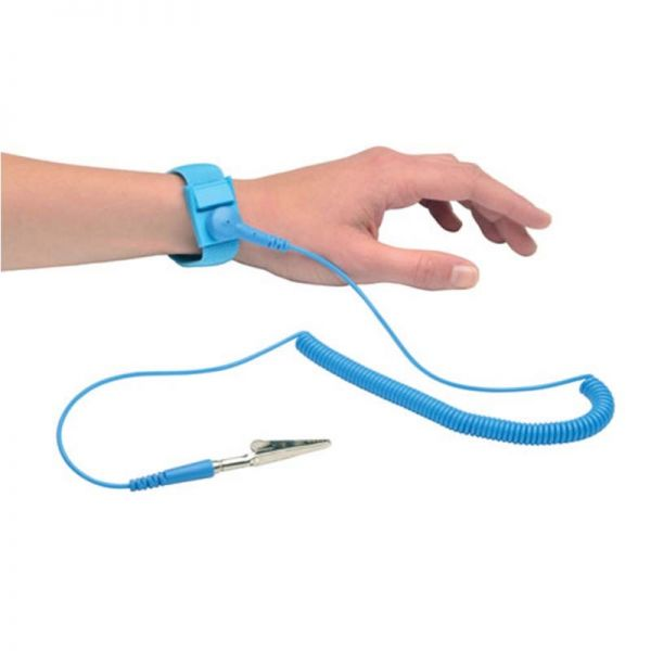 Anti Static Wrist Strap : Αγορά anti static esd wrist strap discharge band armenius