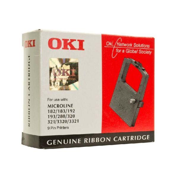 Ink cartridge OKI Genuine ribbon cartridge for ML