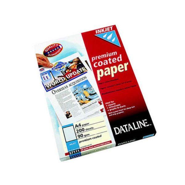 Бумага для принтера Data line premium inkjet