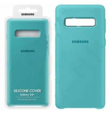 Hard Silicone Back Case Samsung Galaxy S10 Plus|armenius.com.cy