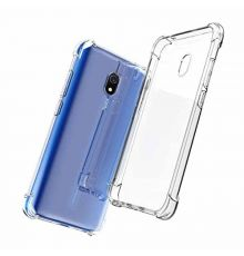 Silicone Case ShockProof Xiaomi Redmi 8A clear|armenius.com.cy