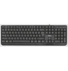 TRUST Ziva Multimaedia GR Keyboard 22177|armenius.com.cy