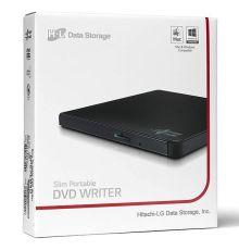 Hitachi - LG Slim Portable DVD Writer|armenius.com.cy