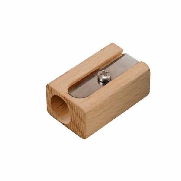 Single hole wooden sharpeners | armenius.com.cy