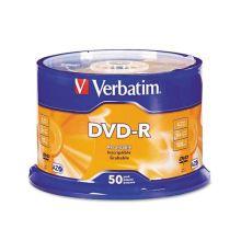 Verbatim DVD-R 4.7 GB 50 pcs / 120 min /