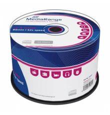 CD, DVD и BluRay Mediarange CD-R Cakebox MR207 700MB 50 pcs /