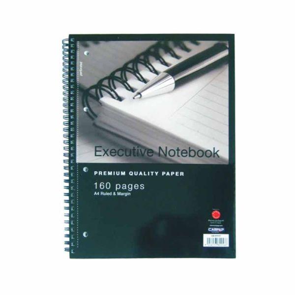 Camel Wirebound executive notebooks A4 | armenius.com.cy