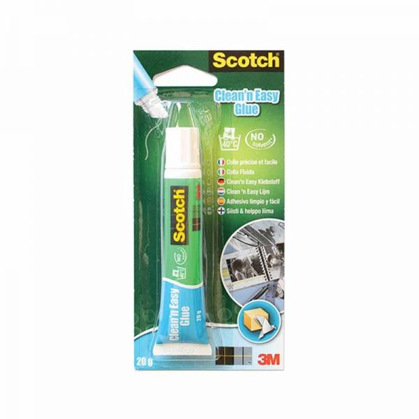 Tapes & Adhesives Scotch clean easy glue 20g|armenius.com.cy