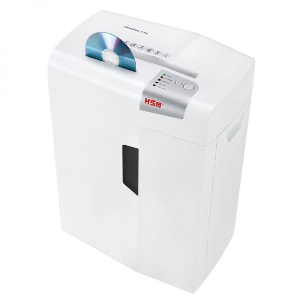 Shredder HSM shredstar X13 - 4 x 37 mm|armenius.com.cy