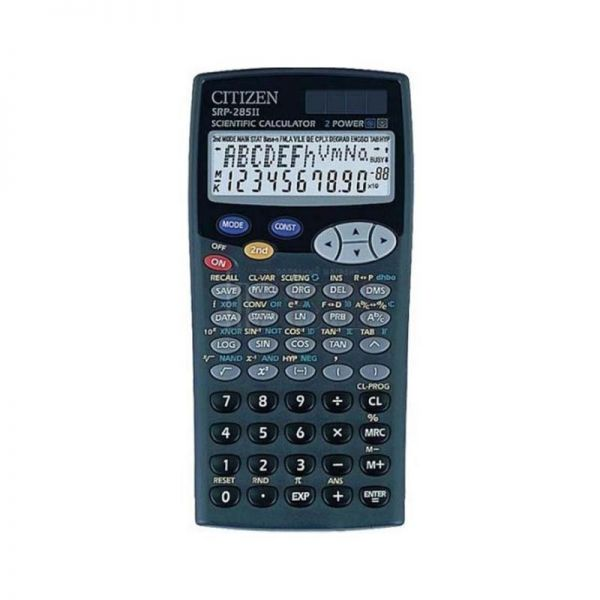 CALCULATOR CITIZEN SRP285 II | armenius.com.cy