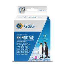 G&G Magenta Compatible Cartridge HP 953XL / F6U17AE|armenius.com.cy