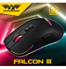 Armaggeddon Falcon 3 Pro-Gaming Mouse armenius.com.cy