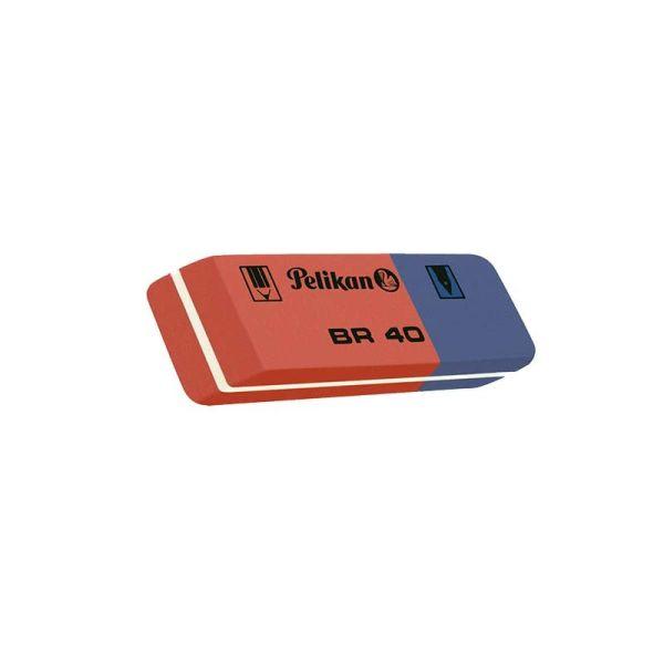 Corrections Pelikan rubber eraser BR 40|armenius.com.cy
