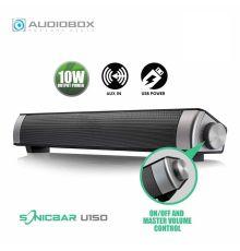 AudioBox U150 USB Power Soundbar 20W| Armenius Store