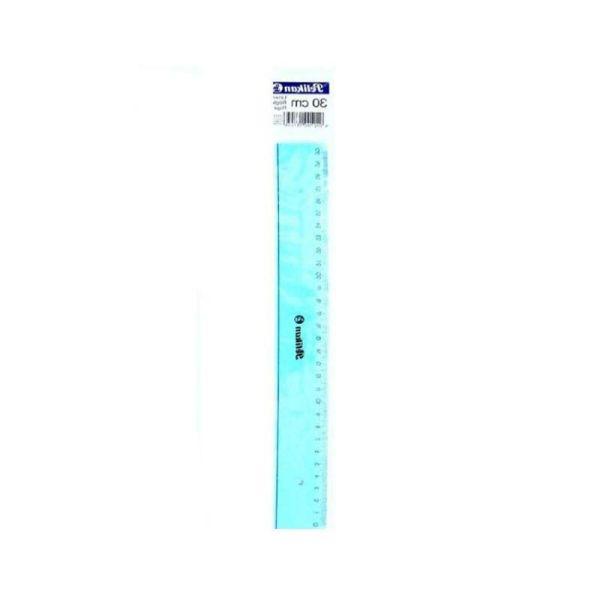 General Supplies Pelikan plastic ruller 30 cm|armenius.com.cy