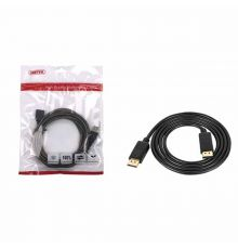Unitek Y-C608BK DisplayPort Cable 2.0m|armenius.com.cy