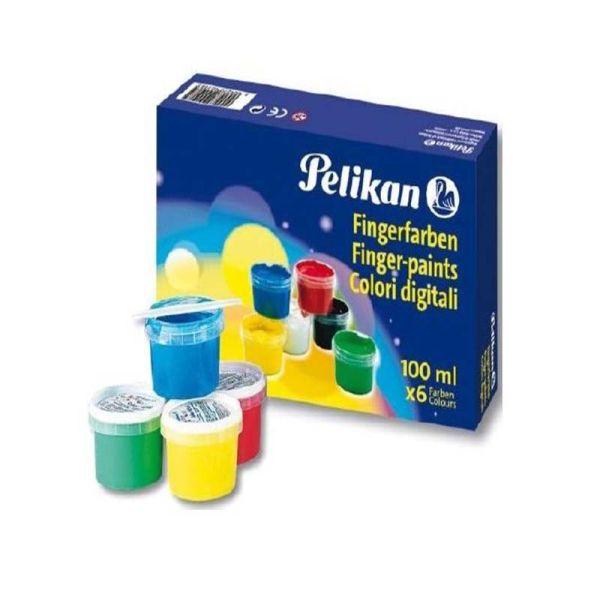 Paints Pelikan finger paint|armenius.com.cy