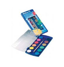 Paints Pelikan watercolour paint blocks|armenius.com.cy