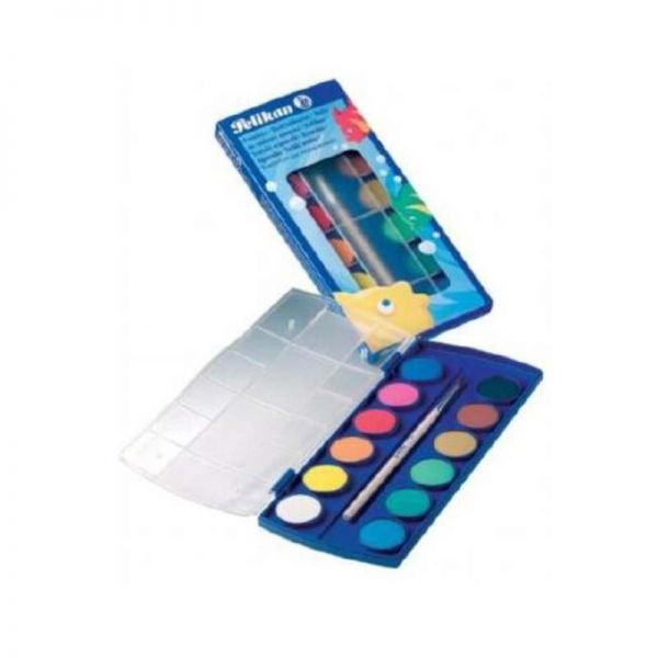 Paints Pelikan watercolour paint blocks|armenius.com.cy