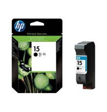 Ink cartridge HP 15 Large Black Inkjet Print