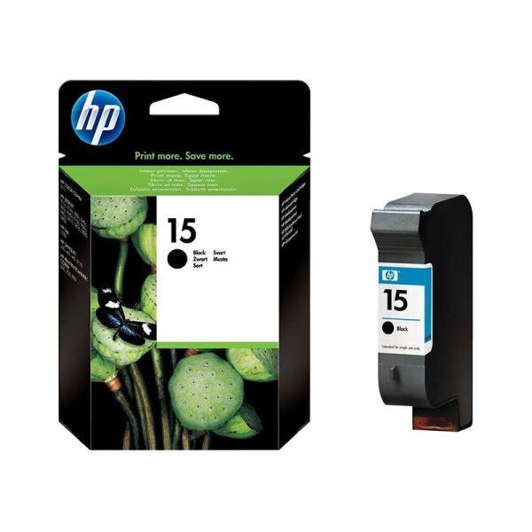 HP 15 Large Black Inkjet Print Cartridge|armenius.com.cy