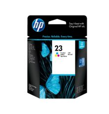 Картриджи HP 23 Tri-colour Inkjet Print Cartridge