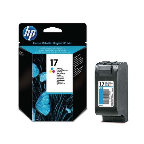 Ink cartridge Ink Cartridge HP 17 Tri-color Original