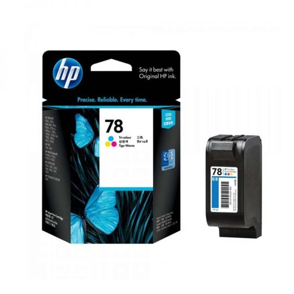 Ink cartridge Inkjet Print Cartridge HP 78 Tri-colour