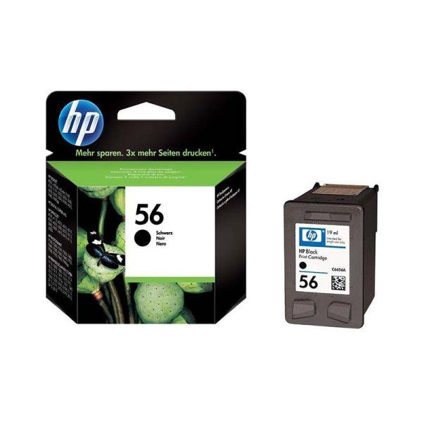 Ink cartridge Ink Cartridg HP 56 Black Original