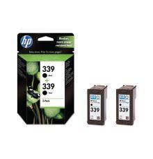 Ink cartridge HP 339 2-pack Black Original Ink Cartridges
