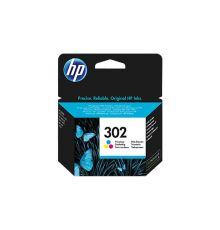 Ink cartridge HP 302 Color Ink Cartridge F6U65AE|armenius.com.cy