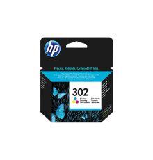 HP 302 Tri-color Ink Cartridge F6U65AE | armenius.com.cy