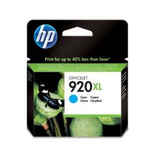 Ink cartridge HP 920XL Cyan Officejet Ink