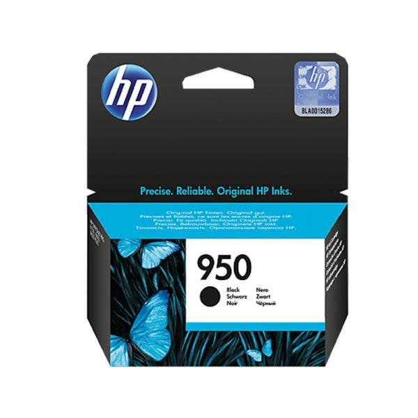 HP 950 Black Officejet Ink Cartridge CN049AE|armenius.com.cy