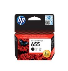 Ink cartridge HP 655 Ink Cartridge Black