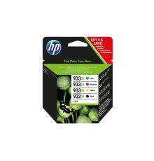 Картриджи HP 932XL Black/933XL Cyan/Magenta/Yellow 4-pack