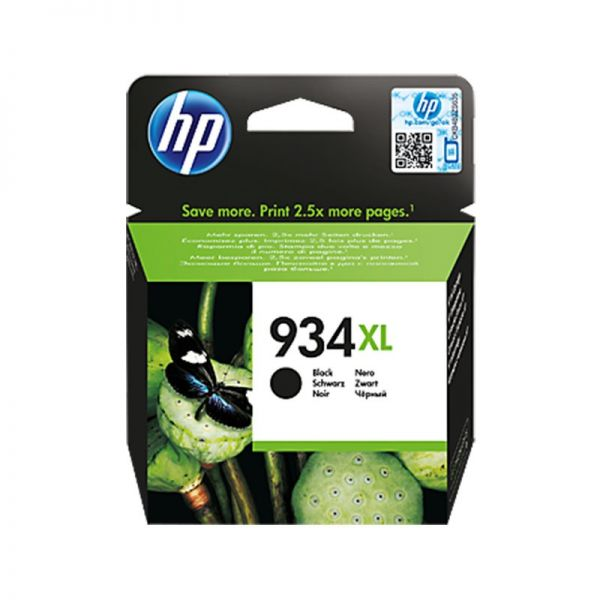 Ink cartridge HP 934XL High Yield Original Ink