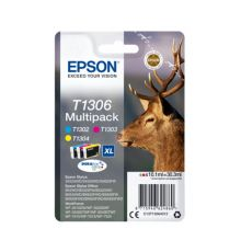 Ink cartridge Multipack 3-colours T1306 DURABrite Ultra